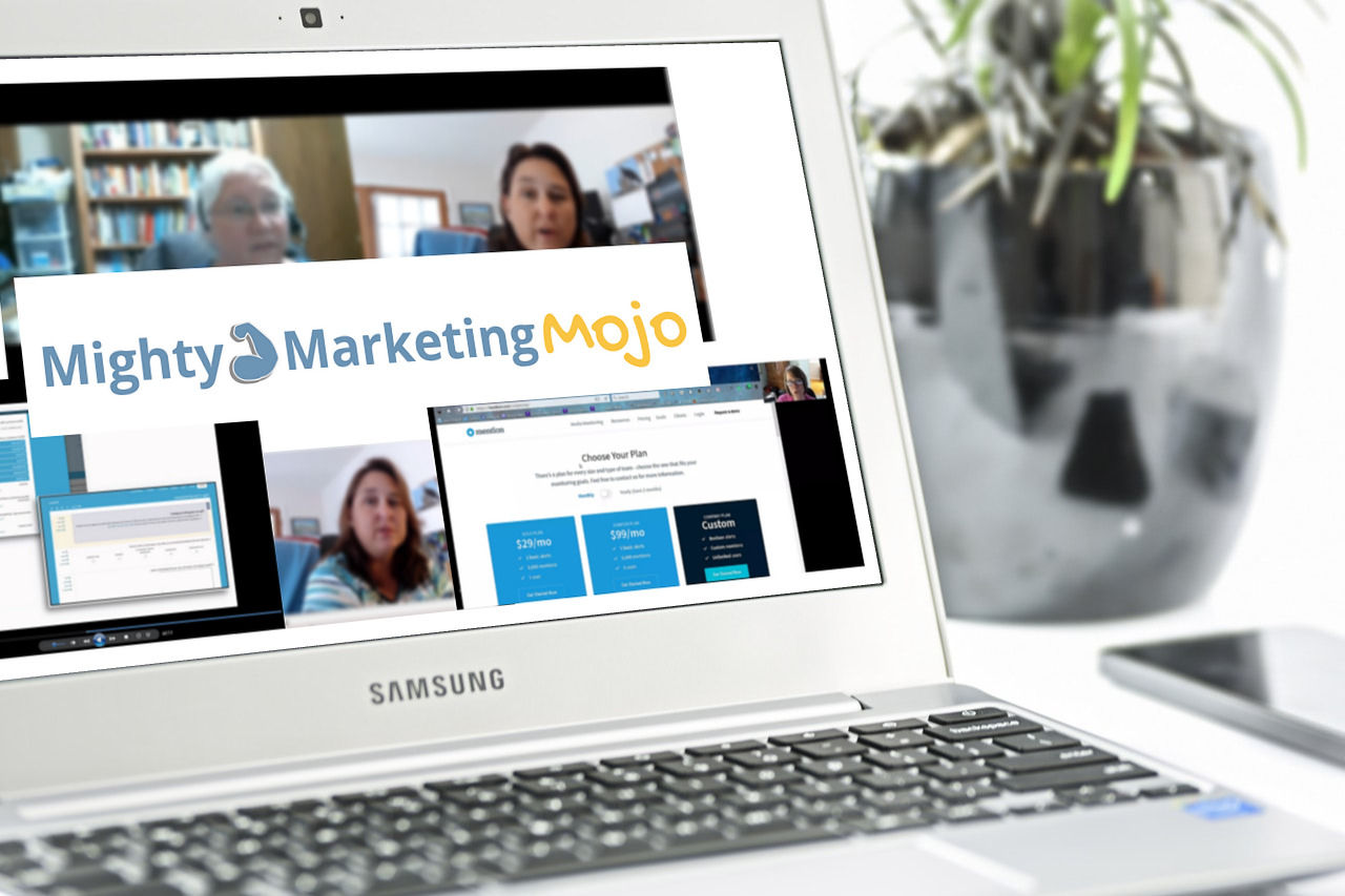 mighty mojo marketing coaching program online
