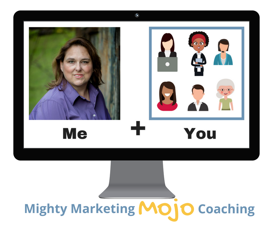 mighty marketing mojo coaching online Join Jennifer