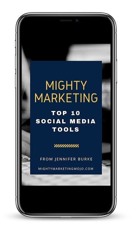 mighty marketing mojo top 10 social tools