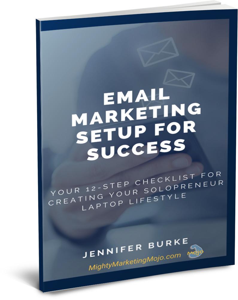 Email Marketing Setup Checklist Cover photo